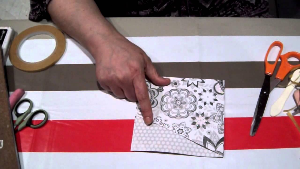 Scrapbook ideas tutorial - Scrapbook Para Principiantes 3 Tutorial Minialbum F Cil Bonito Y R Pido Scrapbooking Ideas Scrapbooking With Us